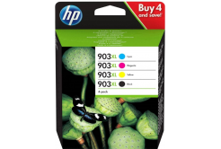 HP 903XL 3HZ51AE Bk+C+M+Y multipack originální cartridge