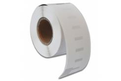 Kompatibilní etikety s Dymo 99010, 28mm x 89mm, bílé, role