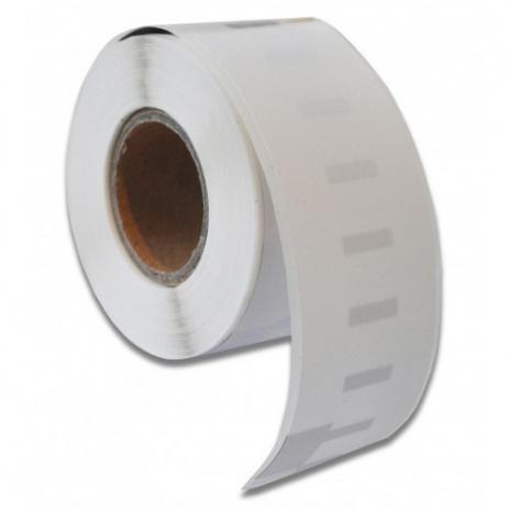 Etykiety zamiennik Dymo 99010, 28mm x 89mm, białe, role