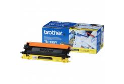 Brother TN-135Y žlutý (yellow) originální toner