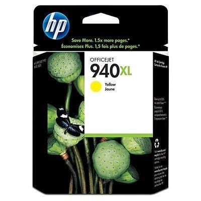HP C4909AE č.940XL žlutá (yellow) originální cartridge, prošlá expirace
