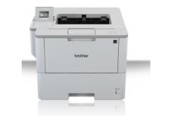 Brother tiskárna laserová mono HL-L6400DW - A4, 50ppm, 1200x1200, 512MB, PCL6, USB 2.0, WIFI, LAN, DUPLEX