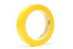 3M 471 taśma klejąca PVC, 9 mm x 33 m, żółta