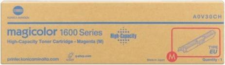 Konica Minolta A0V30CH bíborvörös (magenta) eredeti toner