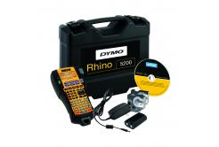 Dymo RHINO 5200 S0841430 štítkovač s kufříkem