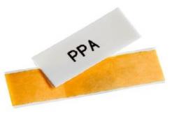 Partex PPA+09000SN4, 10m, žlutá, samolepicí páska PPA+