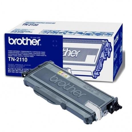 Brother TN-2110 fekete (black) eredeti toner