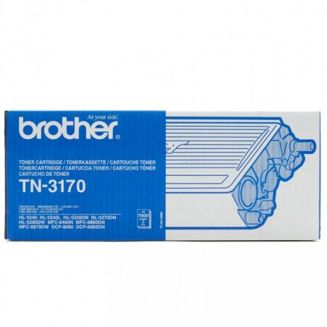 Brother TN-3170 black original toner