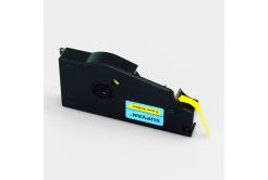 Samolepicí páska Supvan TP-L12EY, 12mm x 16m, žlutá