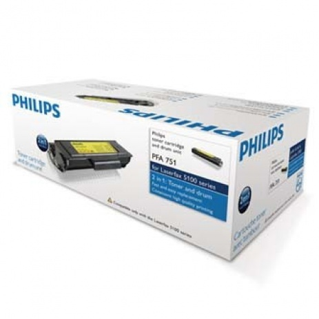 Philips PFA 751 black original toner