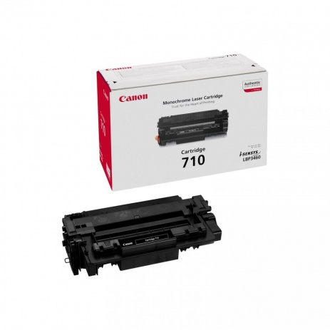 Canon CRG-710 negru (black) toner original