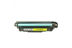 HP 507A CE402A žlutý (yellow) kompatibilní toner