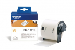 Brother DK-11202, 62mm x 100mm, papírová role