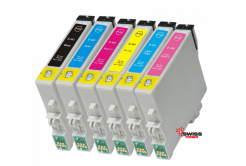 Epson T0487 multipack kompatibilní cartridge