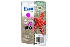 Epson 603XL purpurová (magenta) originální cartridge