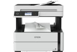 Epson tiskárna ink EcoTank Mono M3140, 4v1, A4, 35ppm, USB, Duplex, ADF, 3 roky záruka po registraci