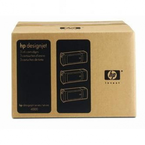 HP 90 C5085A galben (yellow) cartus original