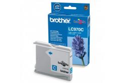 Brother LC-970C azurová (cyan) originální cartridge