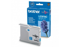 Brother LC-970C błękitny (cyan) tusz oryginalna