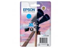 Epson 502XL T02W240 azurová (cyan) originální cartridge