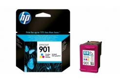 HP 901 CC656AE barevná originální cartridge