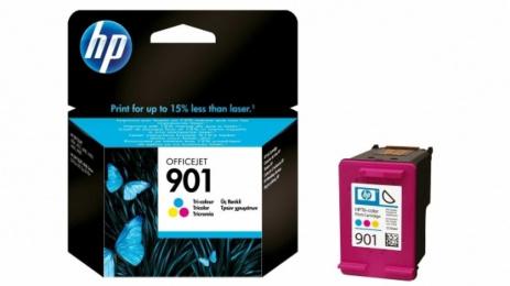 HP 901 CC656AE color cartus original