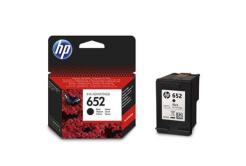 HP 652 F6V25AE černá (black) originální cartridge