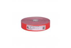 Zebra 10012718-1 Z-Band splash, náramkové pásky, červená