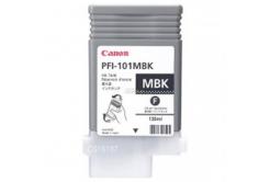 Canon PFI-101MBK, 0882B001 matná černá (matte black) originální cartridge