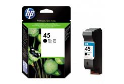HP 45 51645AE černá (black) originální cartridge