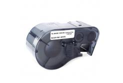 Brady MC-1000-595-WT-BK, samolepicí vinyl, 25.40 mm x 7.62 m, černý tisk / bílý podklad, kompatibilní páska
