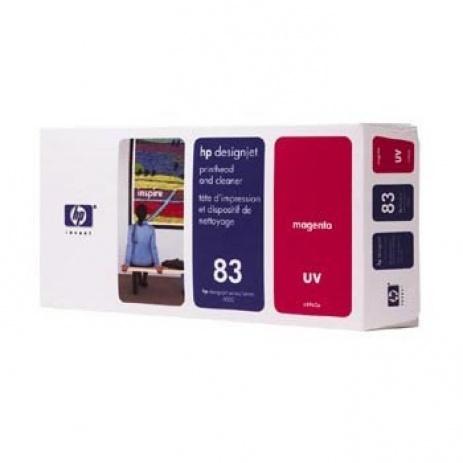 HP 83 C4962A purpuriu (magenta) cap de imprimare original