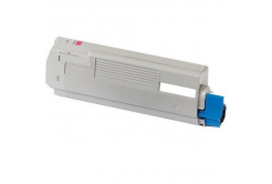 OKI 43872306 purpurový (magenta) kompatibilný toner