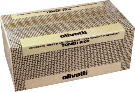 Olivetti B0413 black original toner