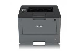Brother tiskárna laserová mono HL-L5200DW - A4, 40ppm, 1200x1200, 256MB, PCL6, USB 2.0, LAN, WIFI, DUPLEX