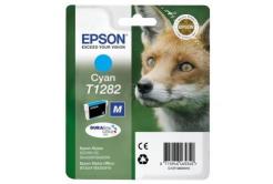 Epson T12824011 azurová (cyan) originální cartridge