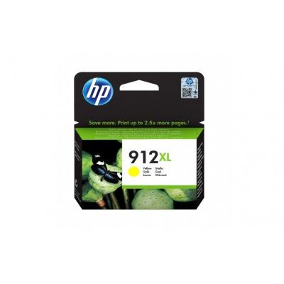 HP 912XL 3YL83AE žlutá (yellow) originální cartridge