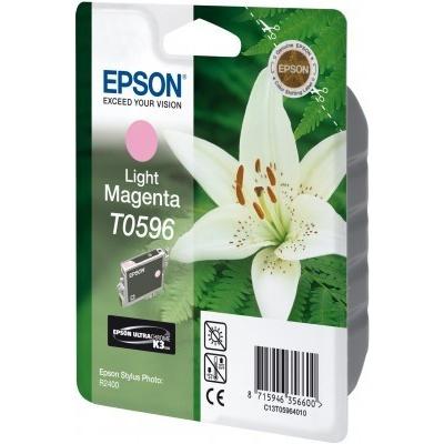 Epson T059640 světle purpurová (llight magenta) originální cartridge