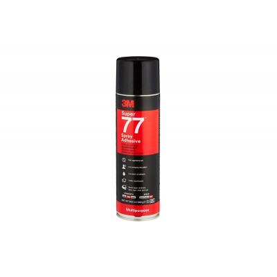 3M 77 Scotch-Weld™, víceúčelové lepidlo ve spreji, 500 ml