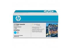 HP 646A CF031A azurový (cyan) originální toner