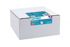 Dymo 11354, 2093095, 32mm x 57mm, originální papírové štítky, 12ks