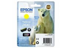 Epson T26344010 žlutá (yellow) originální cartridge