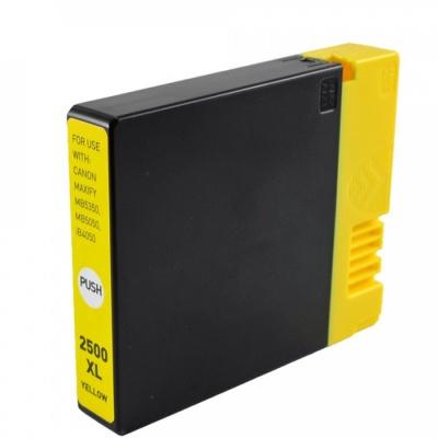 Canon PGI-2500XL žlutá (yellow) kompatibilní cartridge