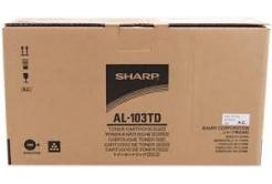 Sharp AL-103TD černý (black) originální toner