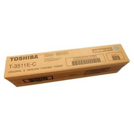 Toshiba T3511E błękitny (cyan) toner oryginalny