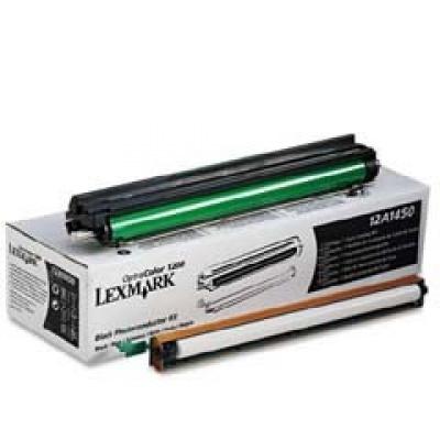 Lexmark 12A1455 černý (black) originální válcová jednotka