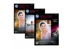 """HP CR677A Premium Plus Glossy Photo Paper, foto papír, lesklý, bílý, 10x15cm, 4x6"""", 300 g/m2, 25ks"""