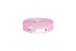 Zebra 10012718-5 Z-Band splash, náramkové pásky, růžová