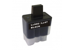 Brother LC-900Bk černá (black) kompatibilní cartridge