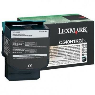 Lexmark C540H1KG černý (black) originální toner, výprodej